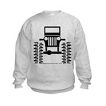 BIG WHEELS Kids Sweatshirt