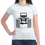BIG WHEELS Jr. Ringer T-Shirt