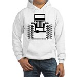 BIG WHEELS Hooded Sweatshirt