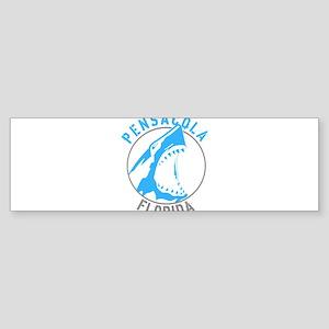 Summer pensacola- florida Bumper Sticker