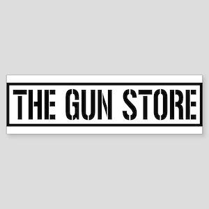 The Gun Store Bumper Sticker