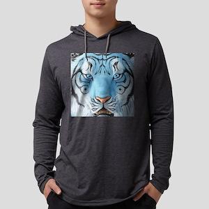 Fantasy White Tiger Long Sleeve T-Shirt