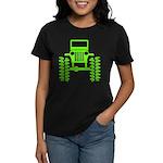 colors big wheel Women's Dark T-Shirt