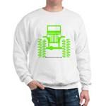 colors big wheel Sweatshirt