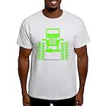 colors big wheel Light T-Shirt