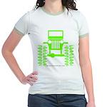 colors big wheel Jr. Ringer T-Shirt