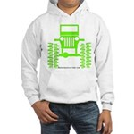 colors big wheel Hooded Sweatshirt