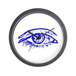 Mod Eye Wall Clock