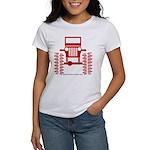 red big wheel Women's T-Shirt