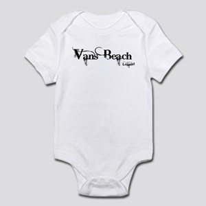 Van's Beach Cowboy Infant Bodysuit