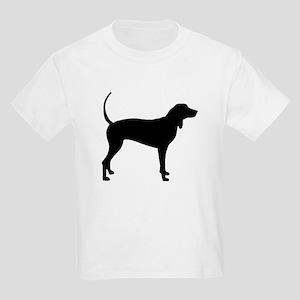 Coonhound Kids Light T-Shirt