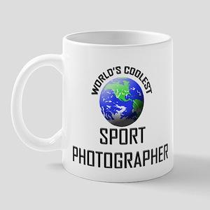 World's Coolest SPORT PHOTOGRAPHER Mug