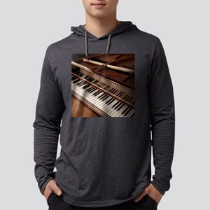 Piano Long Sleeve T-Shirt