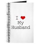 I Heart My Husband Journal