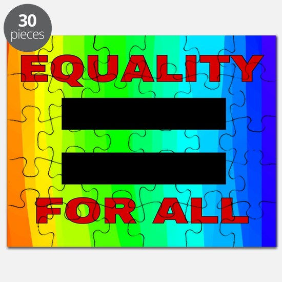 EQUALITY FOR ALL Puzzle