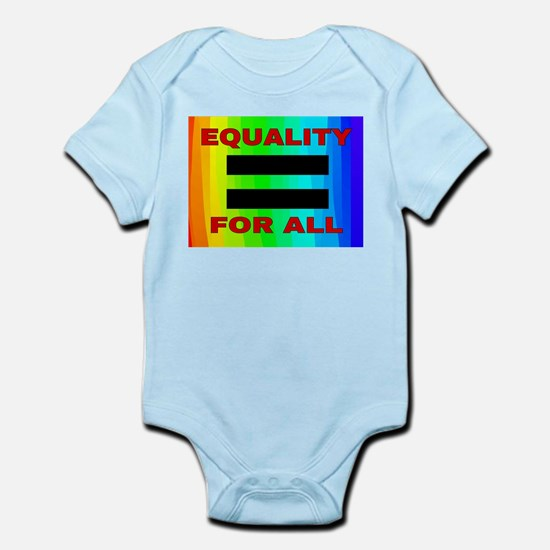 EQUALITY FOR ALL Body Suit