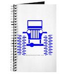 blue big wheel Journal