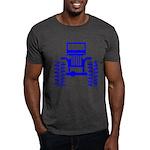 blue big wheel Dark T-Shirt