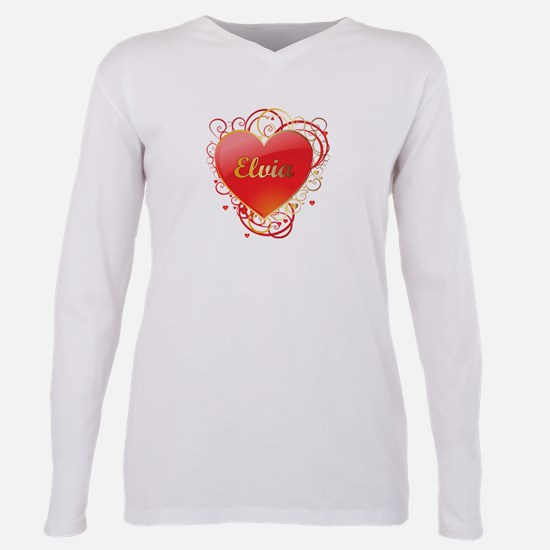 Elvia Valentines T-Shirt