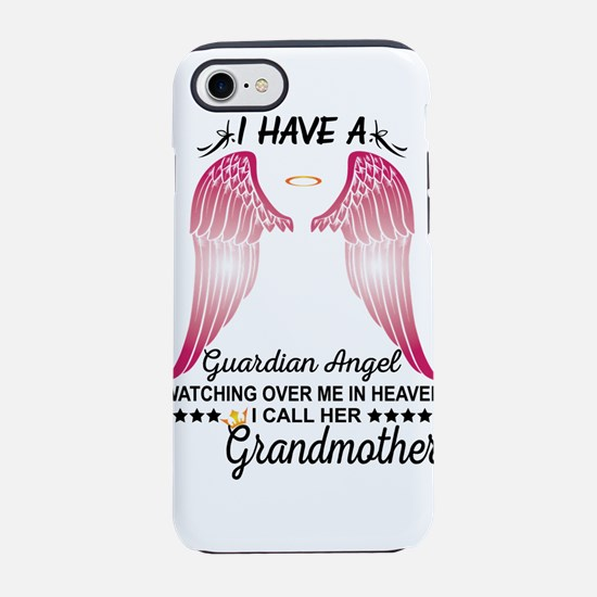 My Grandmother Is My Guardian Angel iPhone 8/7 Tou