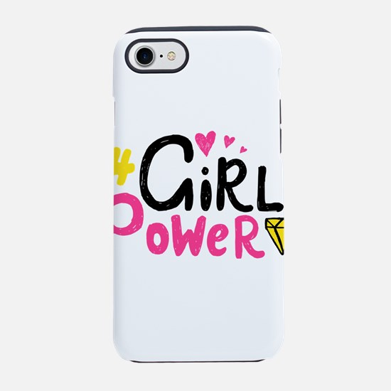 Girl Power iPhone 8/7 Tough Case