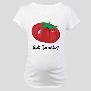 Got Tomato Maternity T-Shirt