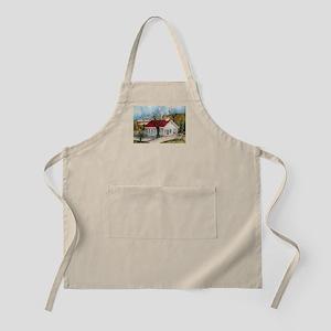 Lancaster Schoolhouse BBQ Apron