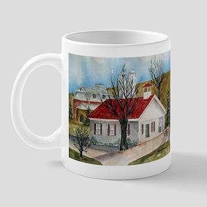Lancaster Schoolhouse Mug