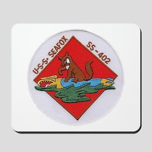 USS SEA FOX Mousepad