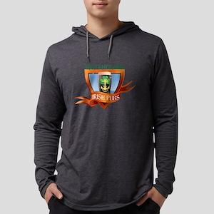 New England Irish Pubs Long Sleeve T-Shirt