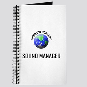 World's Coolest SOUND MANAGER Journal