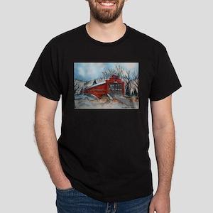 Covered Bridge Dark T-Shirt