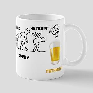 Beer-volution (RU) Mugs