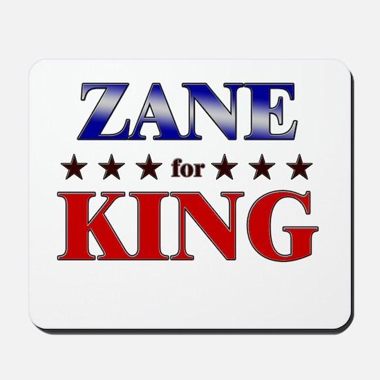 ZANE for king Mousepad