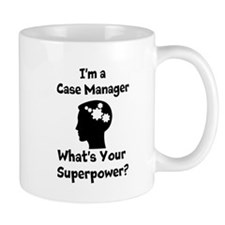 Case Management Basics Superpower Mugs
