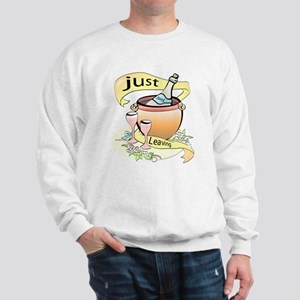 Champagne Toast Sweatshirt