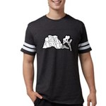 Joshua Trees and Intersection Mens Football Shirt