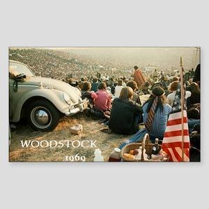 Woodstock Music Festival 1969 Sticker
