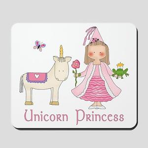 Unicorn Princess Mousepad