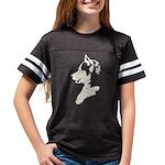 Siberian Husky Malamute Sled Dog T-Shirt