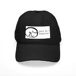 just do it Black Cap
