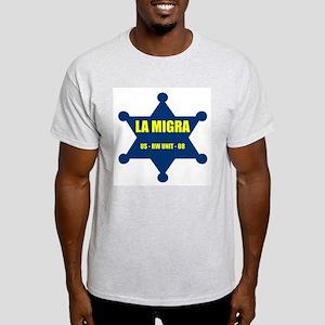 La Migra (Border Patrol) Light T-Shirt