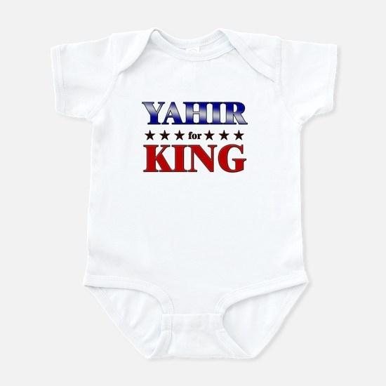 YAHIR for king Infant Bodysuit