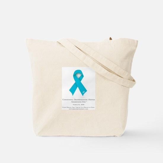 Breath of Hope's Awareness Tote Bag
