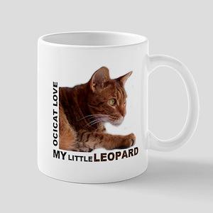 My Little Leopard - Ocicat Love Mugs