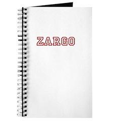 Zargo Journal