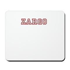 Zargo Mousepad