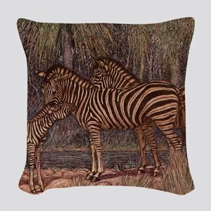 Woven Throw Pillow