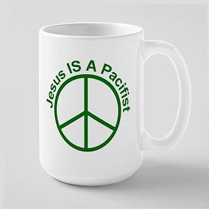 Large Mug - Jesus is a Pacifist