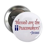 Button - Blessed are the peacemakers